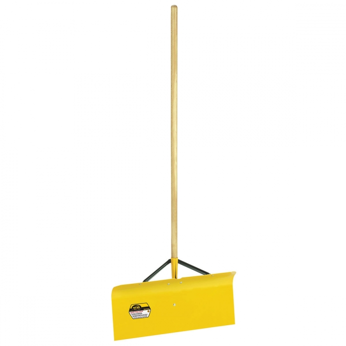 24 inch Spring Steel Snow Pusher