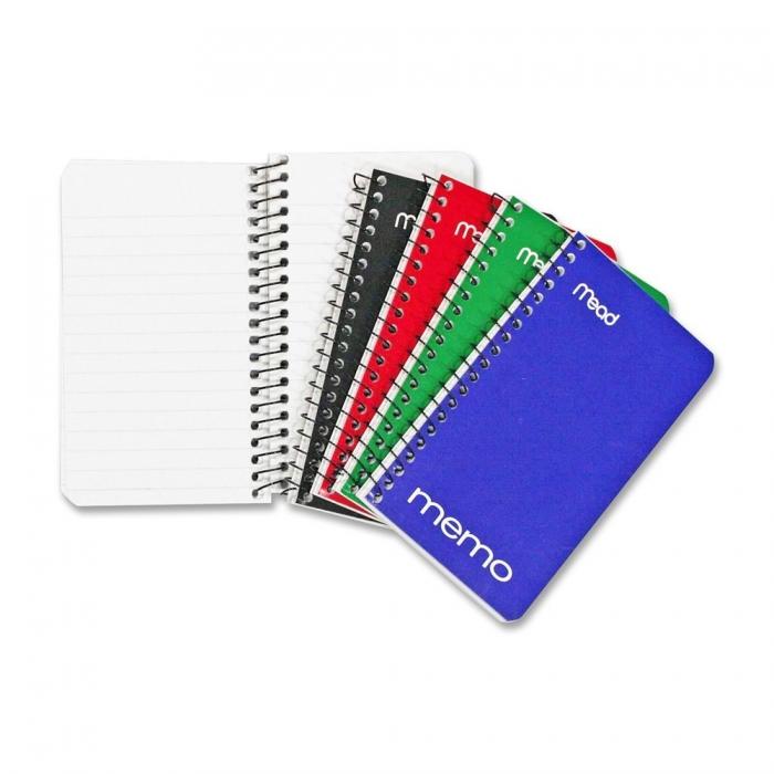 3 inch x 5 inch Memo Notebook