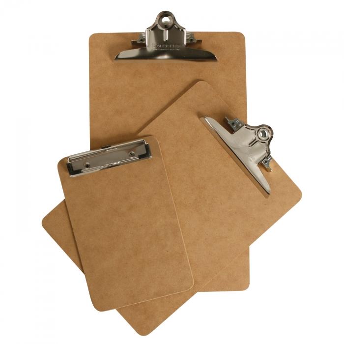 Recycled Hardboard Clipboard