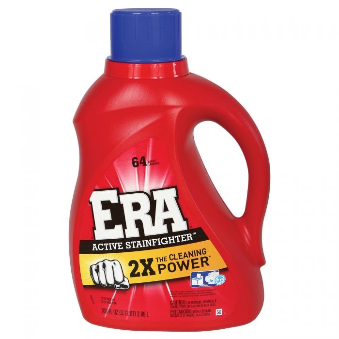 Era Fistful Of Fresh Laundry Detergent - 64 Loads