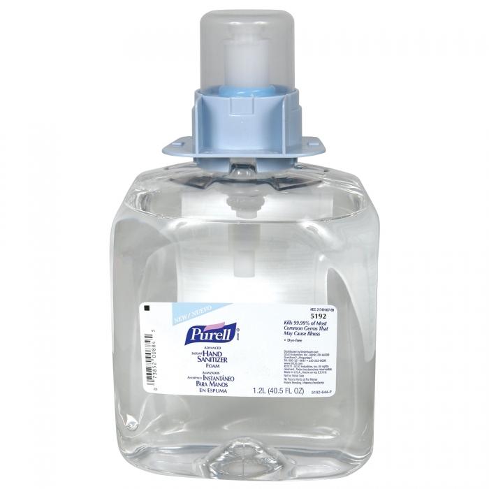 Purell Instant Hand Sanitizer Foam