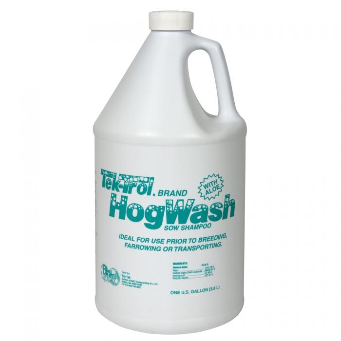 Tek-Trol Hog Wash