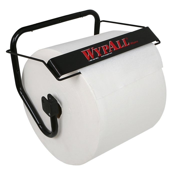 Wypall L40 Wipers Dispenser with 3 Jumbo Rolls