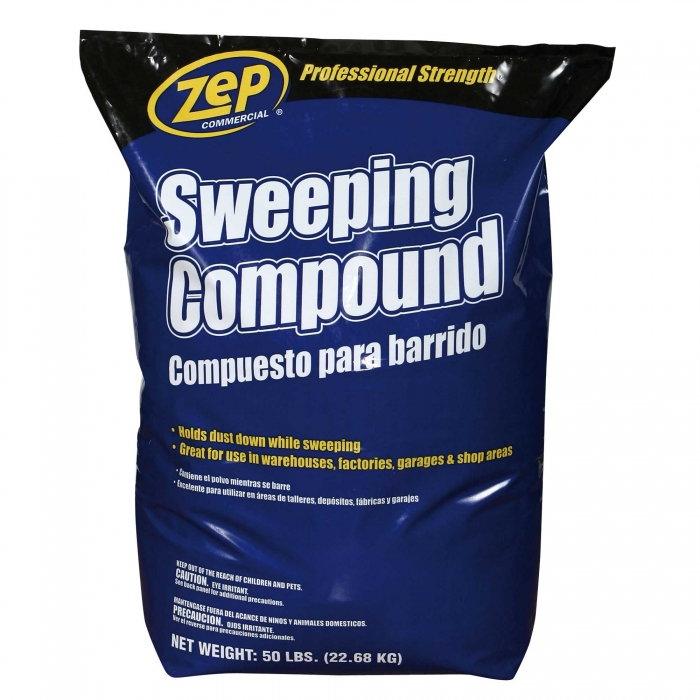Zep Sweeping Compound - 50 lbs.