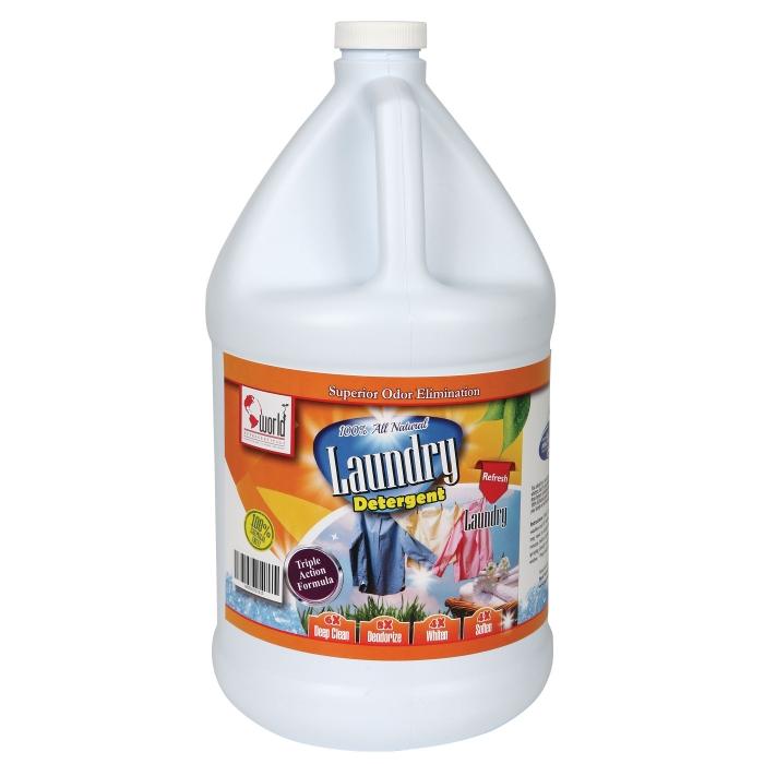 Refresh Laundry Detergent 1 Gallon Qc Supply