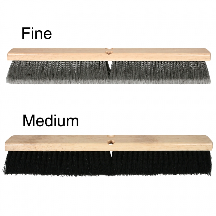 Replacement 24 inch Wood Broom Head