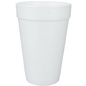 Disposable Dinnerware - 16 oz. Foam Cup