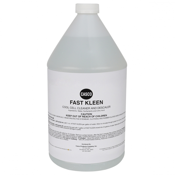 Casco Fast Kleen Cool Cell Cleaner - 1 Gallon