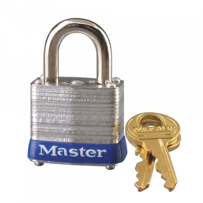 Master Lock 1 1/8 inch Laminated Padlock