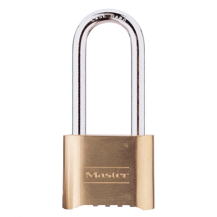 Master Lock 2 inch Solid Body Padlock w/2 inch Shackle