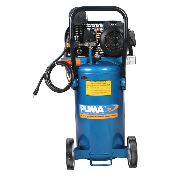 Compressor - 11 Gallon Vertical 2 HP