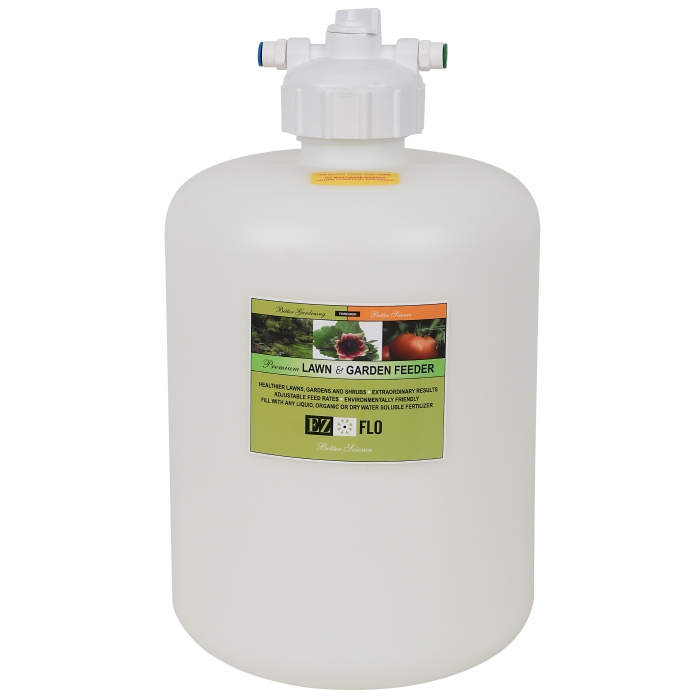 EZ-FLO Automatic Fertilizer - 2 Gallon Capacity