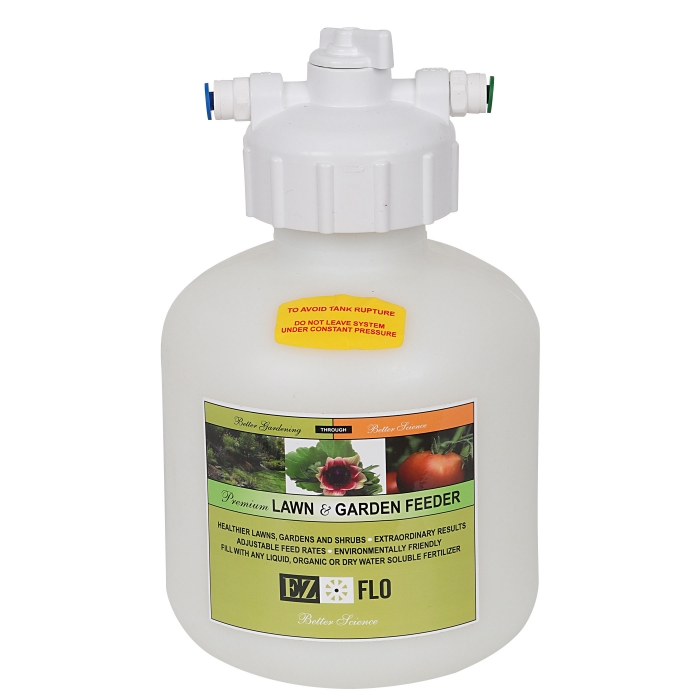 EZ-FLO Automatic Fertilizer 3/4 Gallon - EZ 2005-HB