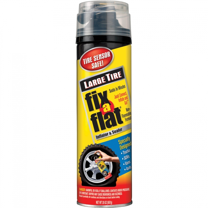 Fix-A-Flat For Large Tires - 20 oz