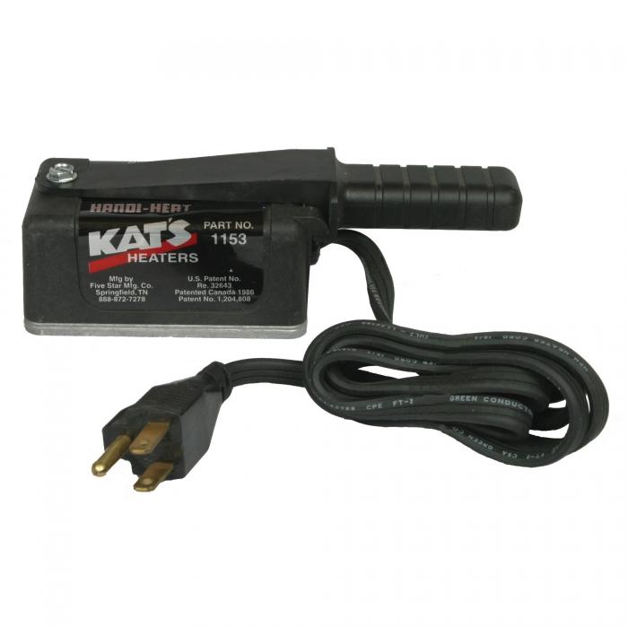 Kat's 200 Watt Magnetic Engine Heater