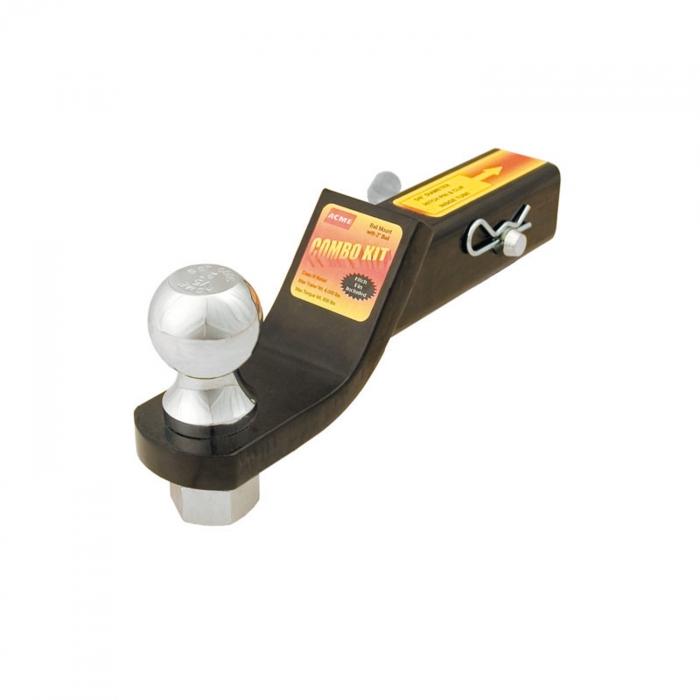 2 inch Drop, 3/4 inch Rise Class III Ball Mount Combo Kit - 77221