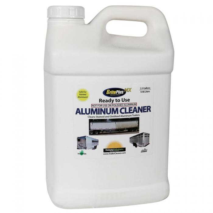 Brite Plus MX Aluminum Cleaner