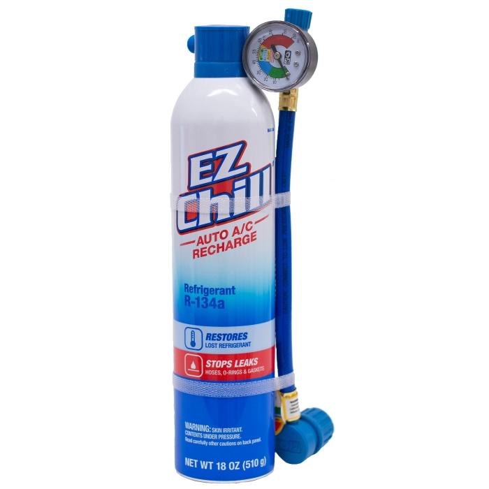 EZ Chill Auto AC Recharge - 18 oz