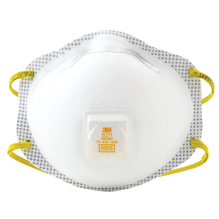 3M 8511N95 Dust Mask