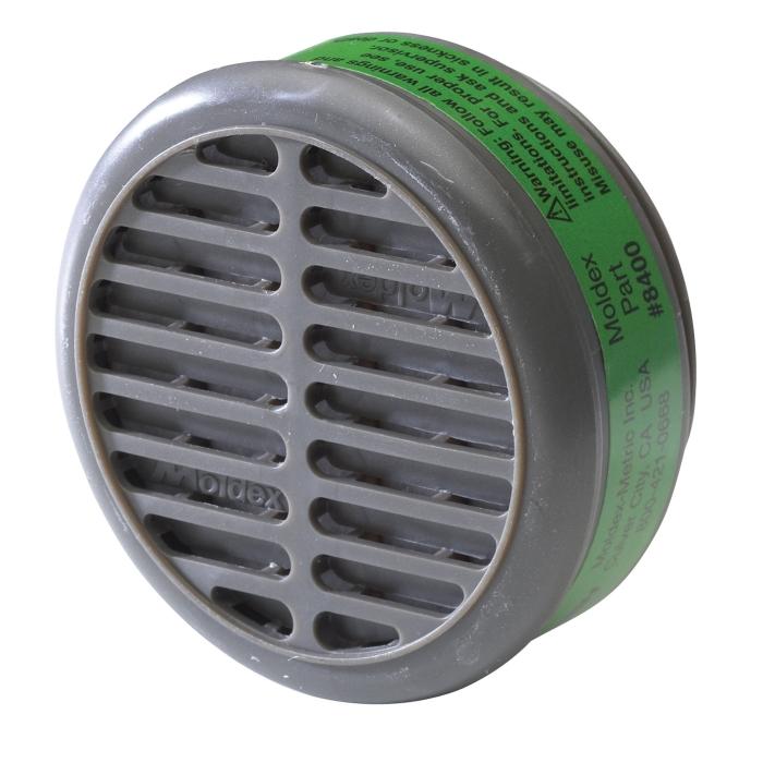 Ammonia/Methylamine Cartridge For Moldex 8000 Respirator