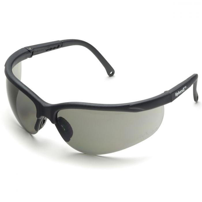 Sphere X Extreme Wrap Safety Glasses - Dark