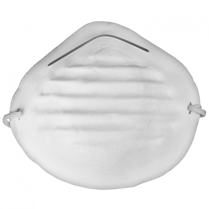 Disposable Non-Toxic Dust and Filter Mask