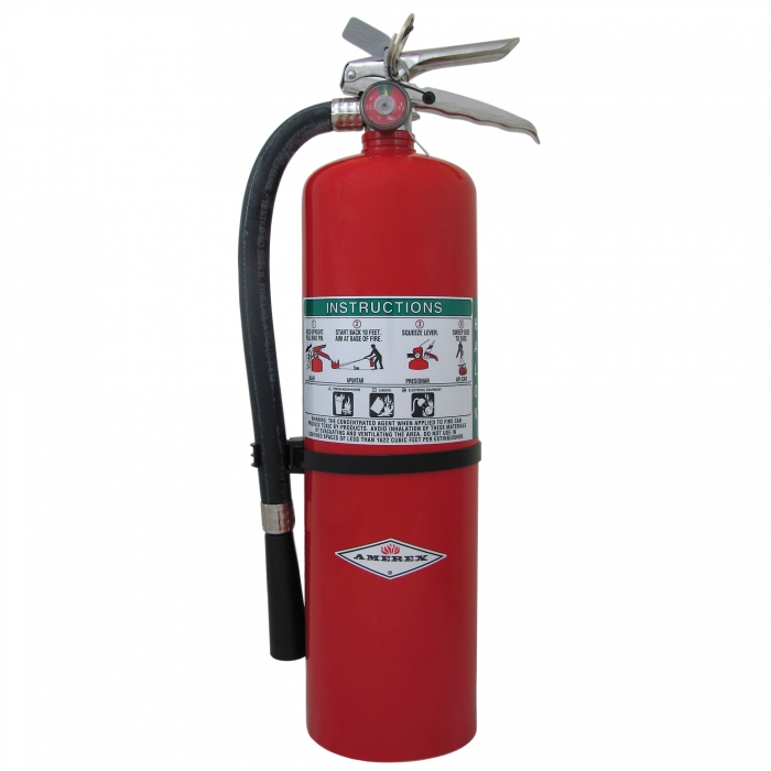 Fire Extinguishers (Dry Chemical)