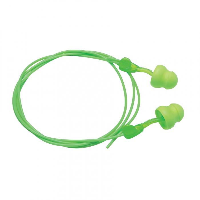 Moldex Glide Foam Twist-In Earplugs - Corded
