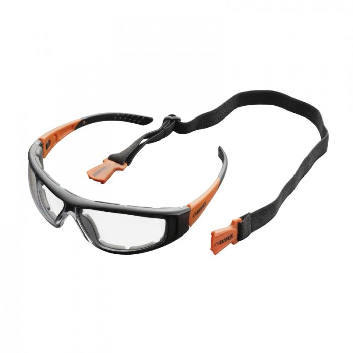 Elvex Go-Specs II - Clear