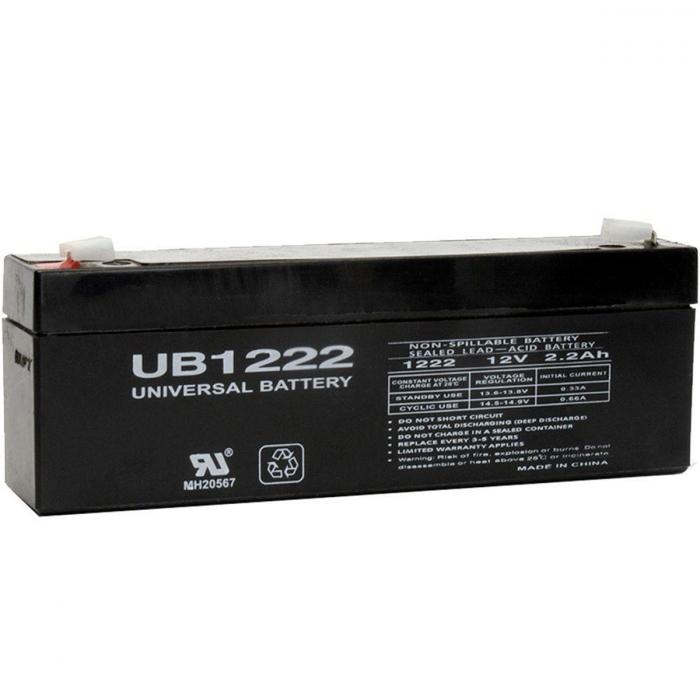 Battery for Sensaphone 1800