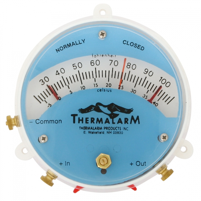 Thermalarm - Normally Closed