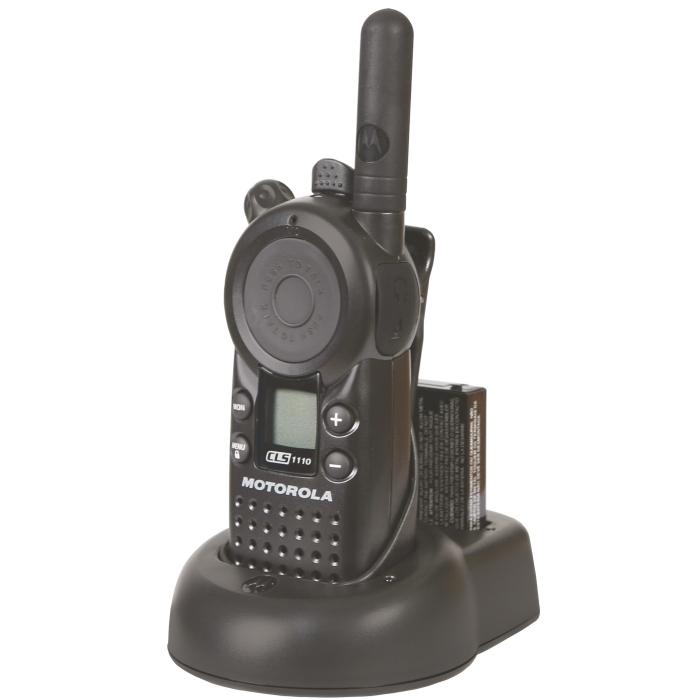 Motorola CLS1110 Compact Light Duty Walkie Talkie
