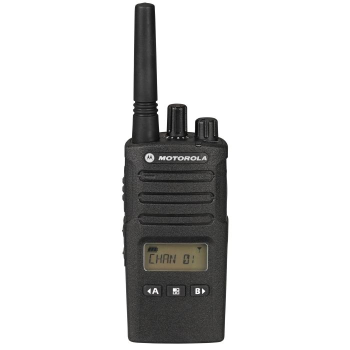 Motorola RM Series UHF 2080D Two-Way Radio
