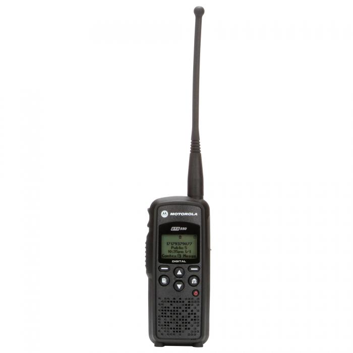 Motorola DTR550 Digital Two-Way Radio