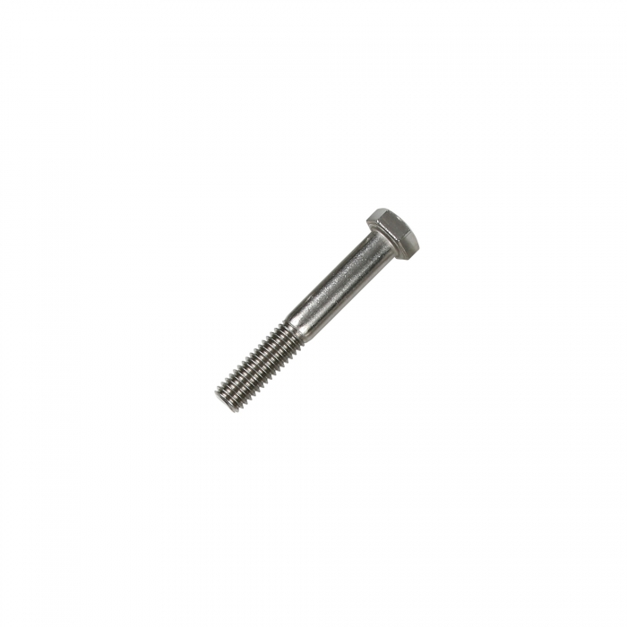 Stainless Steel Hex Bolts - 3/8 inch x 2 1/2 inch