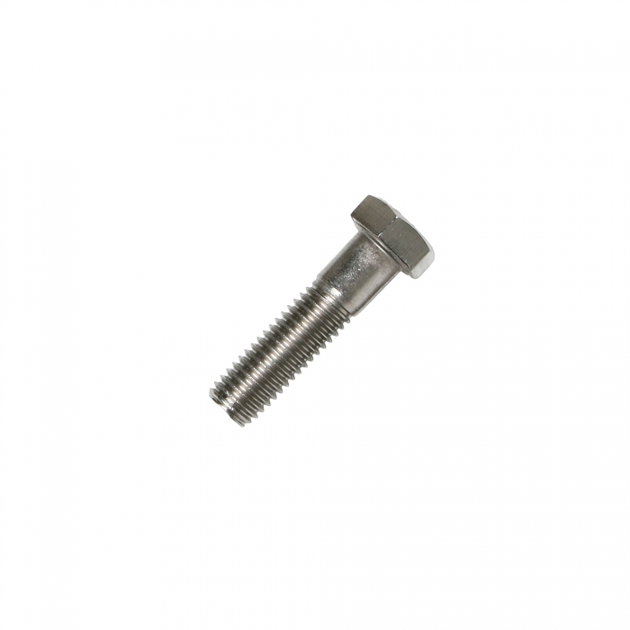 Stainless Steel Hex Bolts - 1/2 x 2 inch