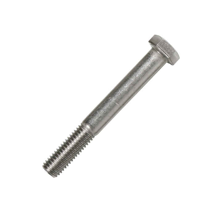 Stainless Steel Hex Bolts - 1/2 x 4 inch