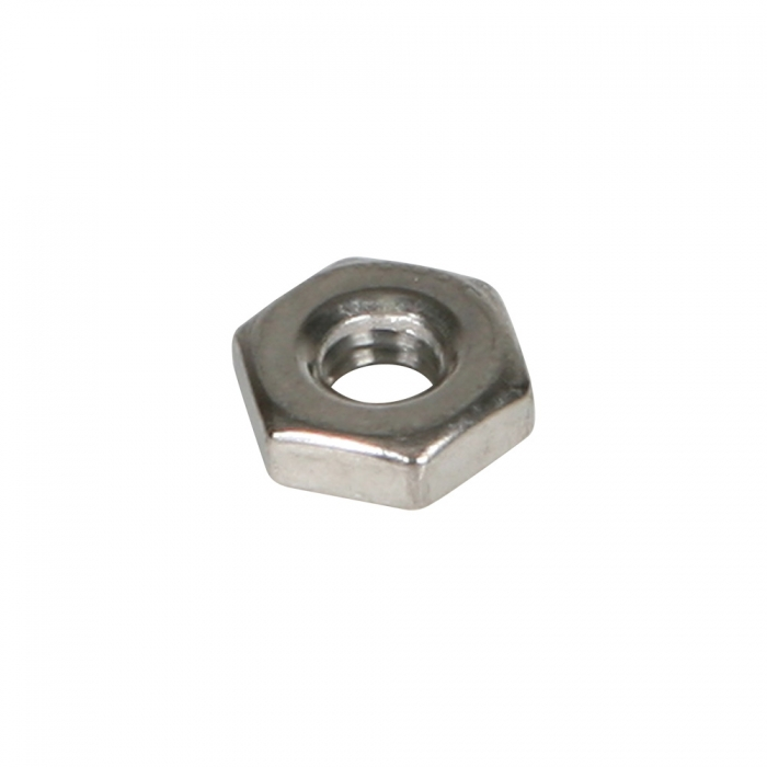 Stainless Hex Nut - #8