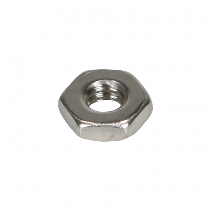 Stainless Hex Nut - #10