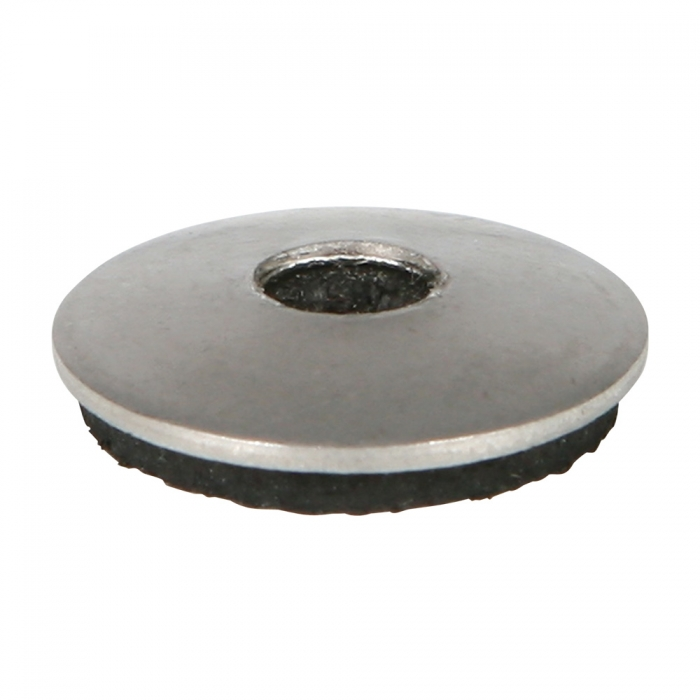 Neoprene and Stainless Steel  Washer - #8