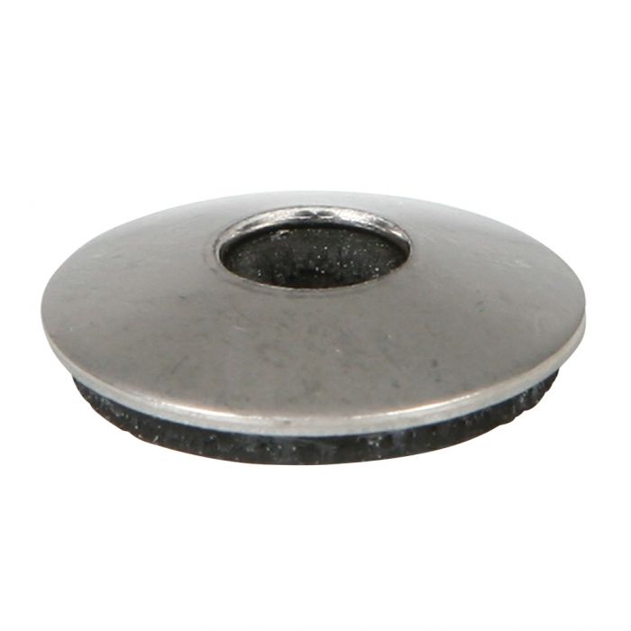 Neoprene And Stainless Steel Washer 10 Qc Supply