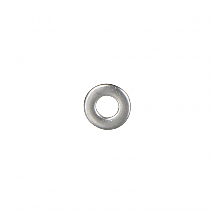 Stainless Flat Washer - #10
