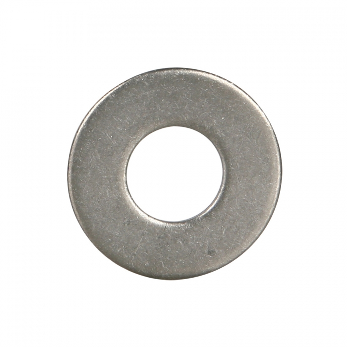 Stainless Flat Washer - 1/2