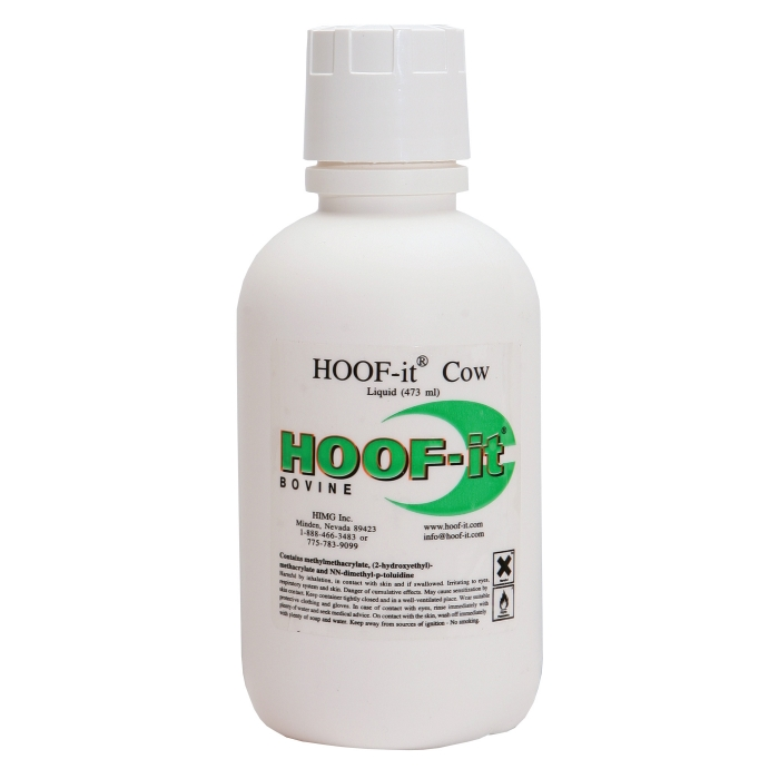 Hoof-It Blocking System - MMA Cow Liquid 474 mL