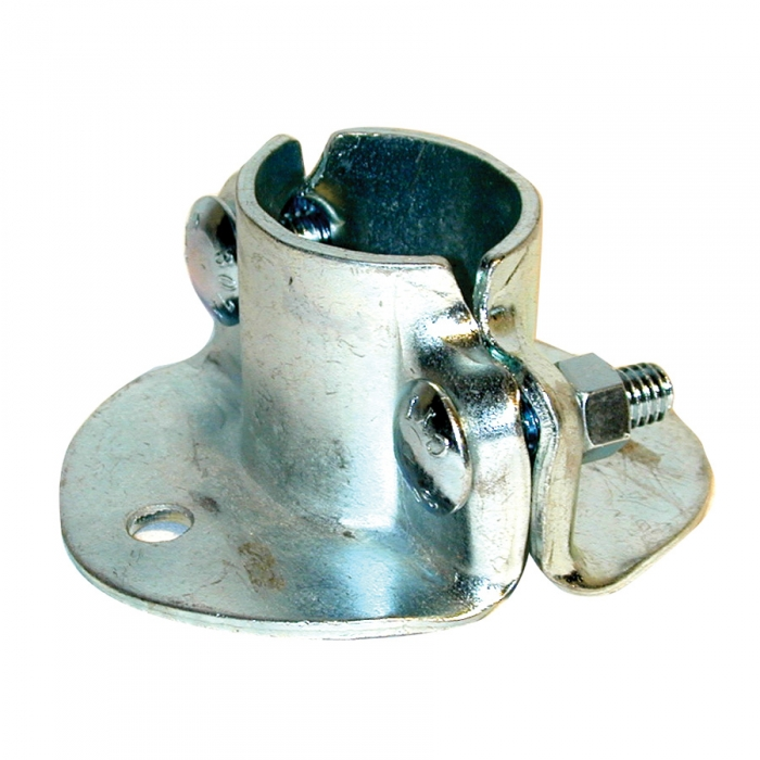Free Stall and Parlor Repair Parts - 1 5/8'' Flange Clamp