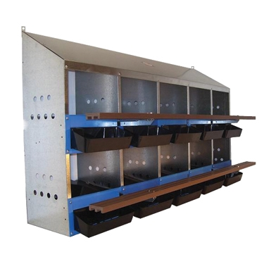 Kuhl 10-Hole Roll-Out Nest