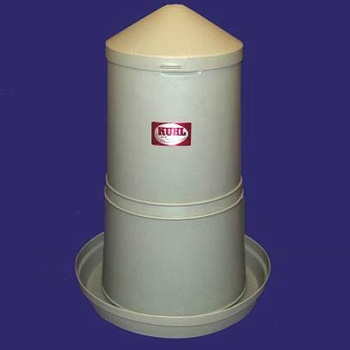 KUHL 300 lb. Capacity Range Feeder without Rain Shield