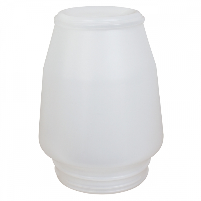 KUHL 1 Gal. Fountain - White Plastic Jar Only