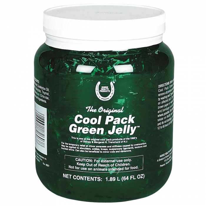 Farnam Cool Pack Green Jelly Liniment