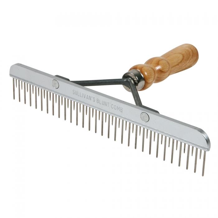Sullivan's Blunt Tooth Fluffer Comb